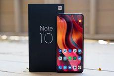 Spesifikasi Lengkap dan Harga Xiaomi Mi Note 10 di Indonesia