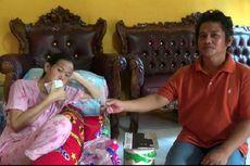 Mengidap Kanker Lidah, Ibu Dua Anak Tak Bisa Bicara dan Mengunyah