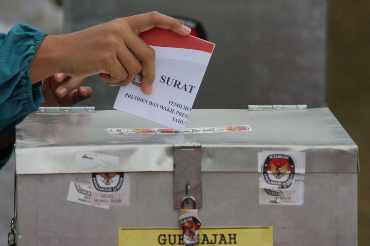 Ilustrasi: Pemilu 2009