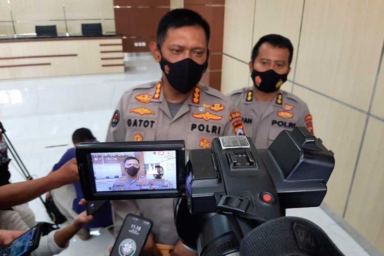 Kabid Humas Polda Jatim Kombes Gatot Repli Handoko