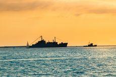 KKP Sergap Kapal Buruan Interpol di Sekitar Pulau Weh Aceh
