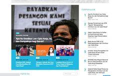 [POPULER TREN] Apa Itu Omnibus Law Cipta Kerja | Daftar UU Kontroversial yang Disahkan Saat Pemerintahan Jokowi