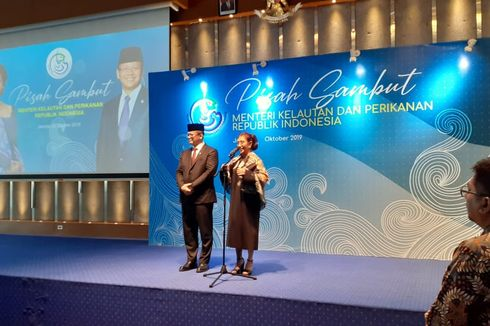 Soal Penenggelaman Kapal dan Cantrang, Ini Kata Edhy Prabowo
