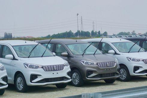 Suzuki Tingkatkan Target Ekspor di 2022