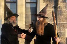 Sudah Berusia 87 Tahun, Penyihir Kota di Selandia Baru Ini Harus Pensiun