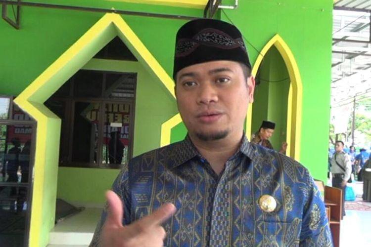 Bupati Gowa, Sulawesi Selatan meminta panitian untuk menunda pertemuan umat muslim dunia yang akan dihadiri oleh peserta dari 48 negara lantaran guna mengantisipasi penyebaran Covid-19. Jumat, (13/3/2020).