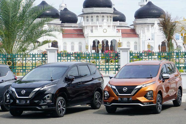 Tes perdana All New Nissan Livina di Banda Aceh