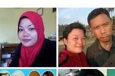 Sepenggal Kisah Cinta Anggota TNI dan Istrinya yang Ditemukan Tewas Dalam Karung...