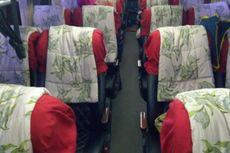 Bus Malam Kembali Sediakan Selimut, tapi Bantal Belum Ada