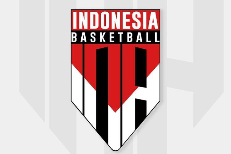 Logo baru tim nasional bola basket Indonesia.