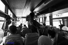 Tanggapan PO Bus Soal Pengamen dan Pedagang Asongan Masuk ke Kabin