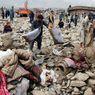 Banjir Bandang Afghanistan Tewaskan 162 Orang, Ratusan Rumah Hanyut