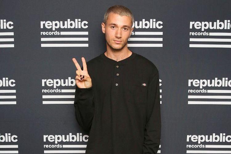 Penyanyi Jeremy Zucker menghadiri Republic Records Celebrates The 2019 VMAs di The Fleur Room At Moxy Chelsea, New York City, pada 26 Agustus 2019.