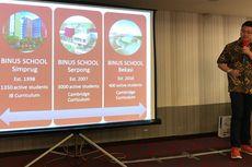 Binus Perkuat Program 3+1 di Taiwan