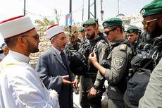 Israel Batasi Lagi Usia Jemaah yang Boleh Shalat di Masjid Al-Aqsa