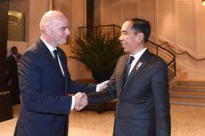 Jokowi Temui Presiden FIFA di Bangkok, Bahas Piala Dunia U-20 2021