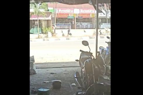 Detik-detik Perampok Todong Karyawan dan Gasak Emas Senilai Rp 500 Juta