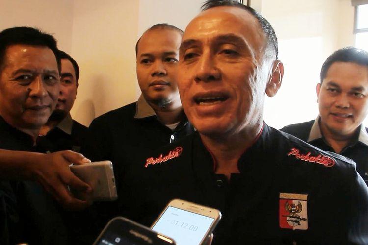 Irjen Pol M Iriawan saat menjabat Kapolda Metro Jaya.