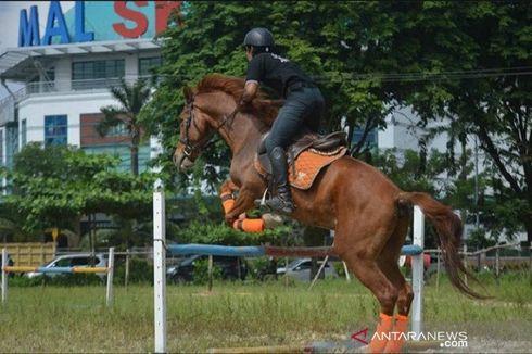 Asyik, Ada Wisata Berkuda di Pekanbaru, Tertarik Coba?