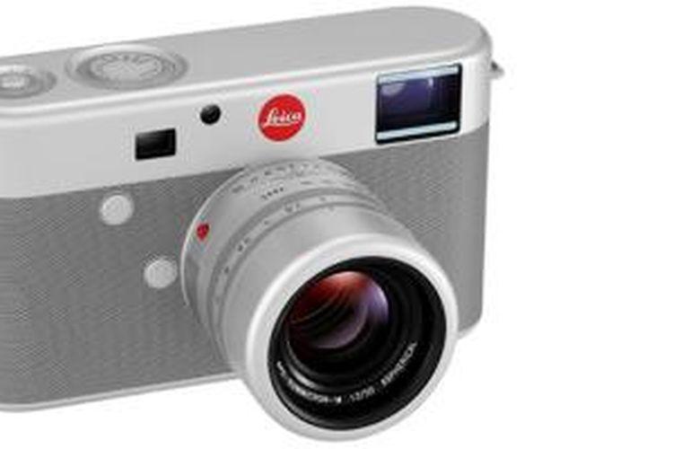 Kamera Leica M rancangan Jony Ive