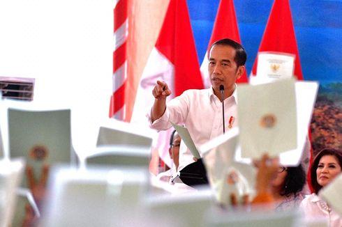 Jokowi Heran PLN Tak Punya