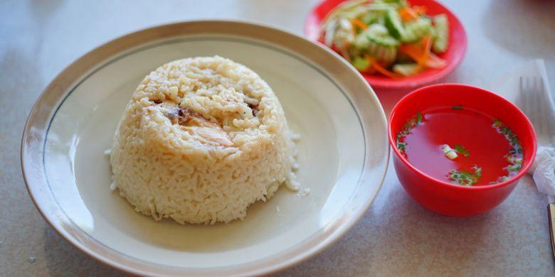 Resep Nasi Tim Tahu Jamur Makanan Sehat Untuk Diet Halaman All Kompas Com