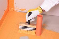 Trik Memperbaiki Retak Rambut pada Dinding Rumah
