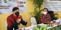 Ganjar Sebut Desa Damai Berbudaya Jadi Contoh Membumikan Pancasila