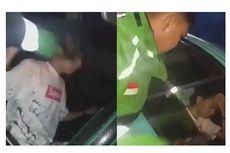 Viral Video Driver Go-Jek Pukul Seorang Pemuda Diduga Pelaku Order Fiktif