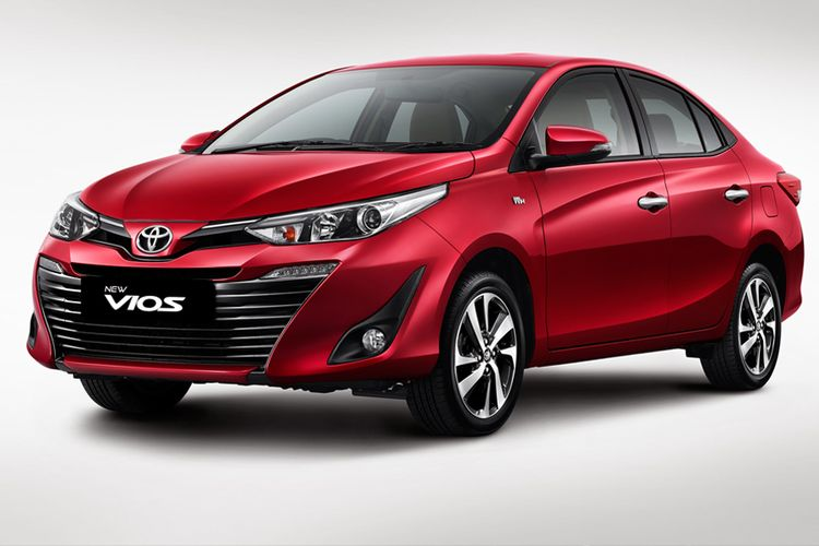 Toyota Vios 2018.