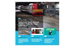 [POPULER TREN] Jokowi, Basuki, Anies soal Banjir Jakarta | Tarif Tol Cipali Naik