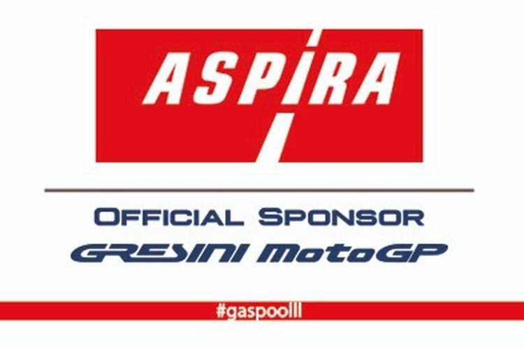 Astra Otoparts melalui Aspira juga akan menjadi sponsor Gresini MotoGP Team mulai musim depan