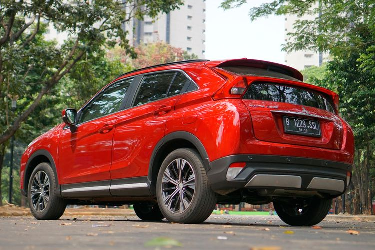 Mitsubishi Eclipse Cross mengisi pasar SUV Mitsubishi di Indonesia