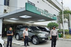 Kapolda Metro dan Pangdam Jaya Jenguk Korban Ledakan Monas di RSPAD
