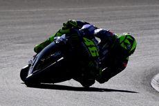 Melirik Ritual Valentino Rossi saat Balapan