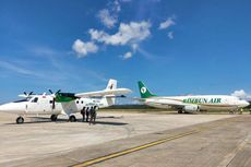 Kepala SAR Timika Sebut Butuh 7 Jam Berjalan Kaki ke Lokasi Jatuh Pesawat Rimbun Air, Lewati Hutan Terjal