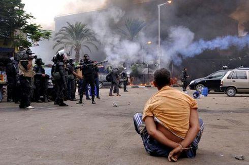 Cegah Mobilisasi Massa, Mesir Hentikan Layanan Kereta Api