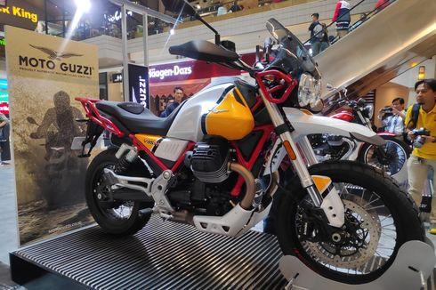 Apa Kelebihan Moto Guzzi V85TT, Motor Seharga Rp 650 Juta?