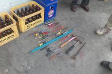 Menurut Razman, Azis Kaget Tahu Ada Ratusan Senjata Tajam di Kafe Intan