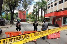 Polisi: Ledakan Bom di Depan Gereja Katedral Makassar Jenis