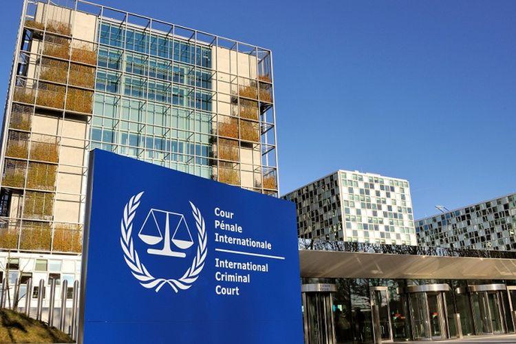 Gedung Mahkamah Kriminal Internasional (ICC) di Den Haag.