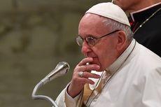 Paus Fransiskus Minta Tukang Cukur dan Penata Rambut Kurangi Bergosip