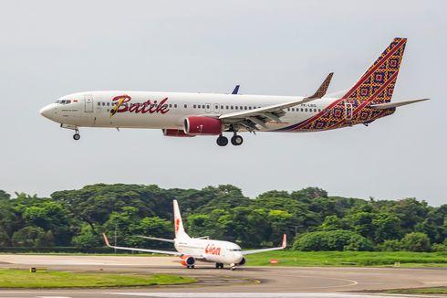 Pilot Batik Air dan Trigana Air Dilarang Terbang Sementara Pasca Insiden Pesawat