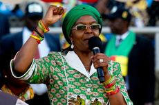 Istri Mugabe Gugat Pengusaha Terkait Cincin Bernilai Rp 18 Miliar