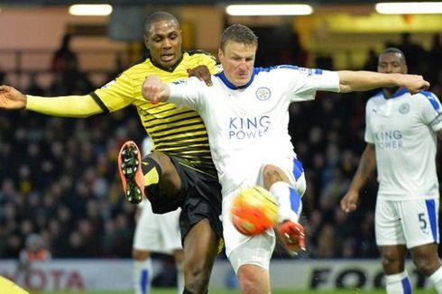 Hasil Premier League Pekan ke-29, Leicester Mantap di Puncak