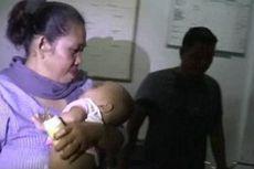 Bayi Mungil Ditemukan Sedang Dikerumuni Nyamuk di Halaman Rumah Warga