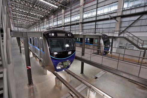MRT Jakarta Buka Peluang Lepas Saham ke Publik