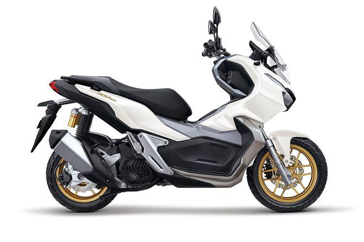 Honda ADV150 Tough White Gold