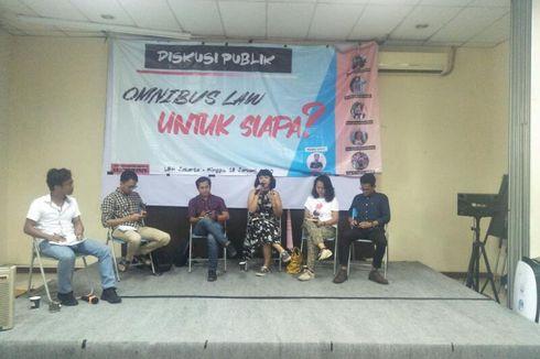 Aktivis Sebut Omnibus Law Tidak Berpihak pada Perempuan, Ini Sebabnya