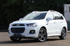 Chevrolet Captiva Pensiun dari Indonesia